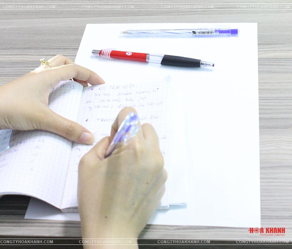 Hoa Khanh trainning NVKD