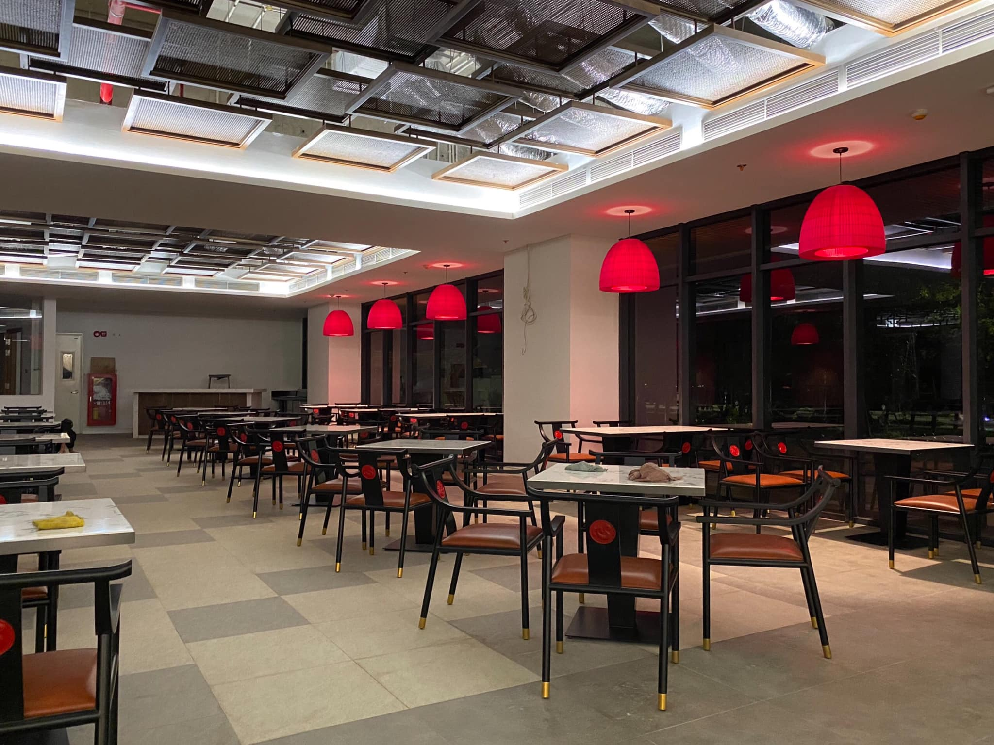 Nhà hàng khách sạn Fleur De Lys