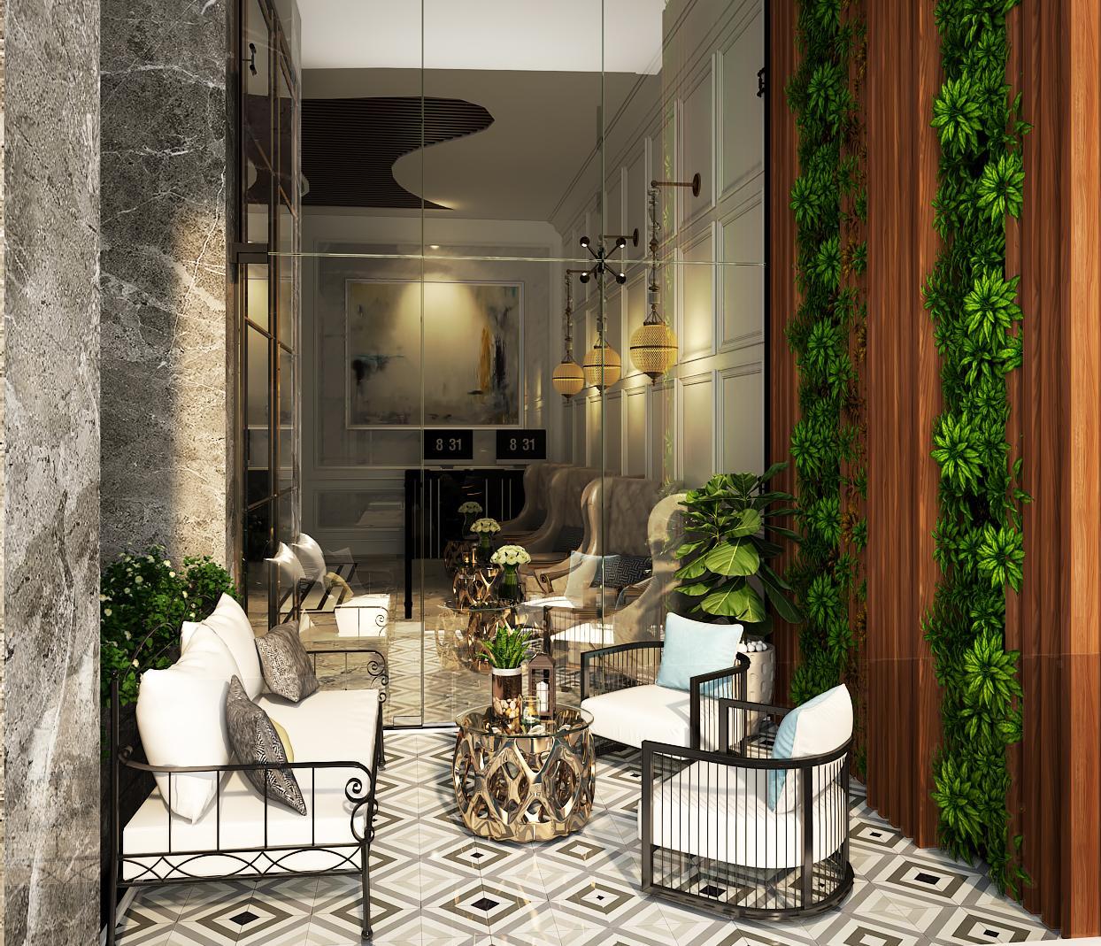 Dự án khách sạn La Vague