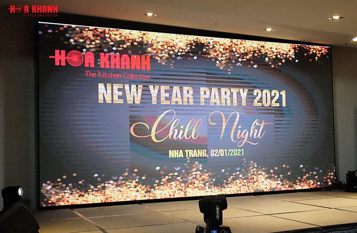 Tiệc tất niên cuối năm 2020