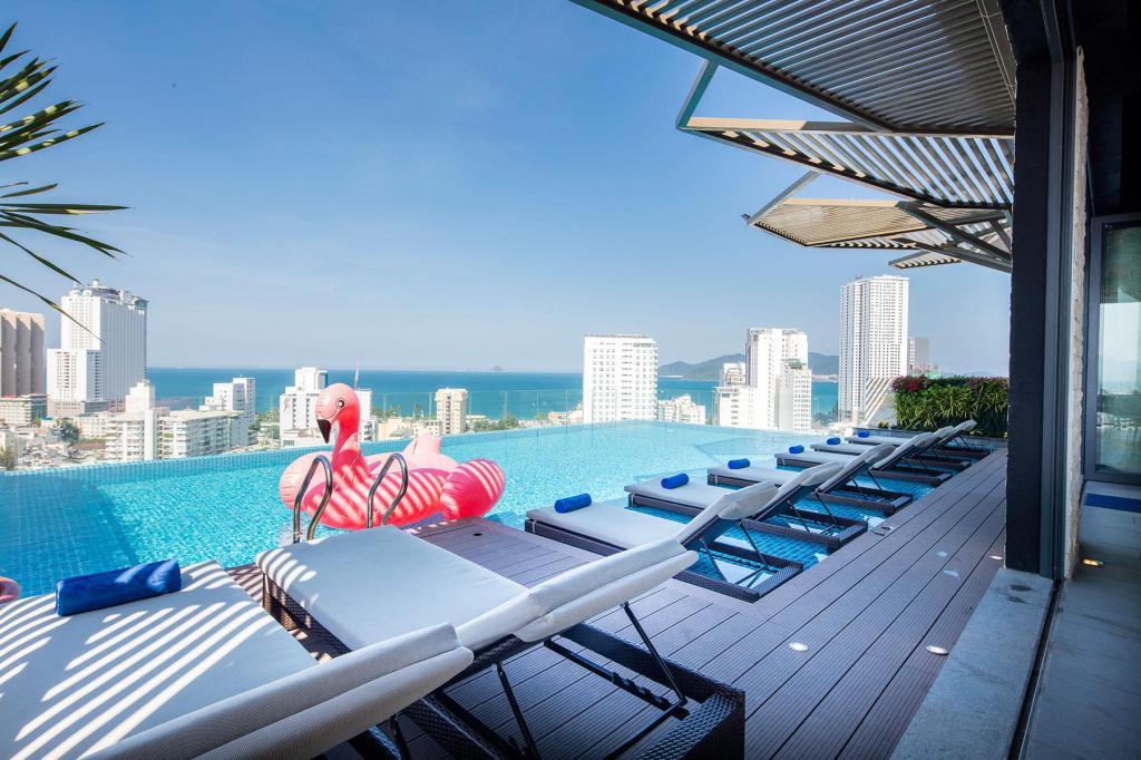 Dự án khách sạn SEASTE Nha Trang