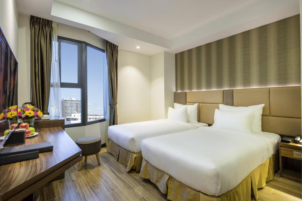 Dự án khách sạn SEASTE