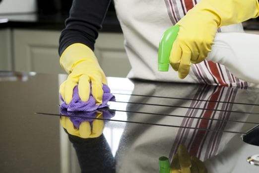 4 cách vệ sinh tủ bếp inox sáng bóng như mới