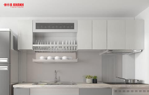 Bí quyết mở rộng không gian cho căn bếp chật hẹp