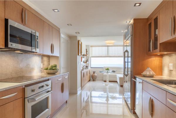 Gợi ý cách chọn chất liệu cho nội thất nhà bếp
